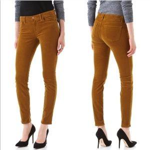 J Brand Skinny Leg Cords